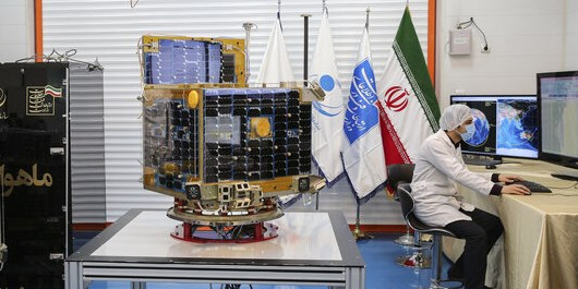 Iranian Researchers Design Satellite Clustering System to Develop IoT, Smart Maritime Systems