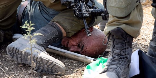 سرباز اسرائیلی فلسطینی سایت انگلیسی