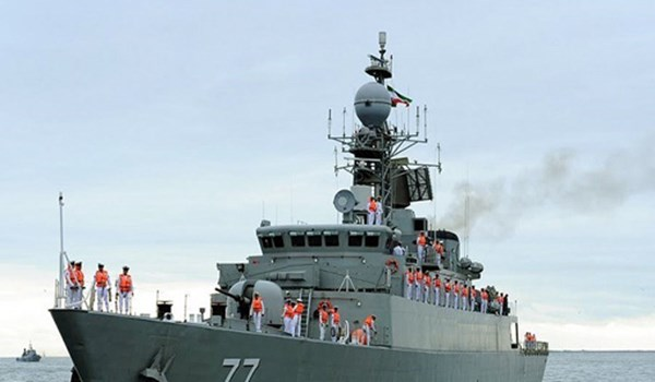 Military Official: Iran to Mount VLS Launchers on Navy Destroyers