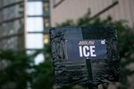 US People Take Part in 'March to Abolish ICE' Protest in New York
