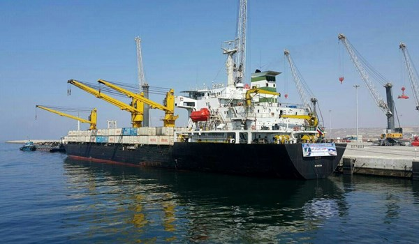 Delhi's 8th Wheat Shipment for Afghanistan Docks at Chabahar Port