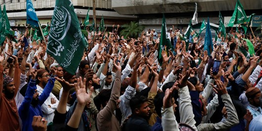 تظاهرات در پاکستان