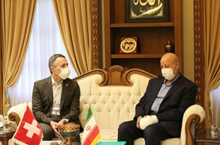 Swiss Calls for Broadening of Scientific, Tourism Ties with Iran