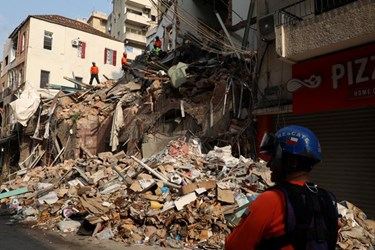 Beirut Rescuers Say There's No Signs of Life in Search for Possible Survivor A Month after Blast