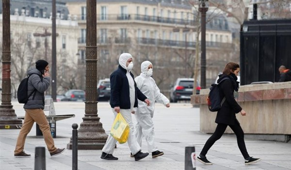 France Reports Highest Number of New COVID-19 Cases in A Day