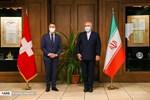 Iranian, Swiss FMs hold talks in Tehran