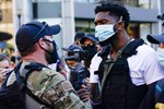 Opposing Armed Protesters Face Off in Louisville