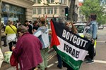 UK Activists Protest ELBIT Systems' Factories, Making Arms Used for Israel's War Crimes