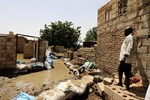 Sudan Declares 3-Month State of Emergency over Deadly Floods