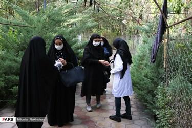 Muharram Mourning Ceremony Held in Iran under Strict COVID-19 Health Protocols
