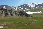 Beautiful Nature of Shaft Heights Gilan