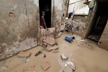 Massive Flooding in Senegal Leaves Thousands Homeless
