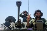 Beaching Operation: 'Zolfaqar 99 Military Drill' in Southern Iran