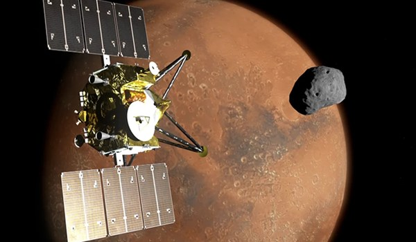 JAXA's MMX Mission Will Capture Mars, Its Moons in 8K