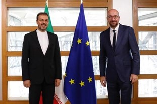 President of European Council Stresses Importance of N. Deal, Ties with Iran