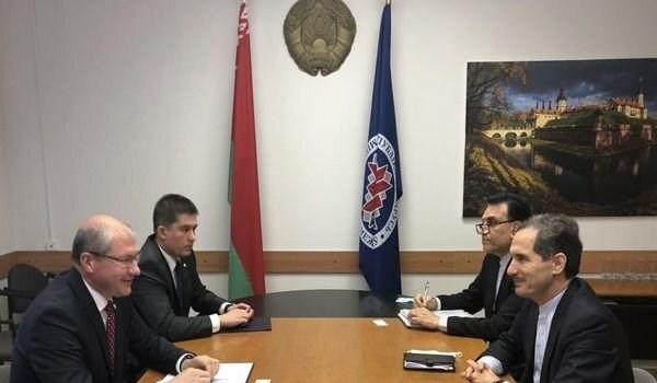 Iran, Belarus Discuss Finalizing Inmates Transfer Deal