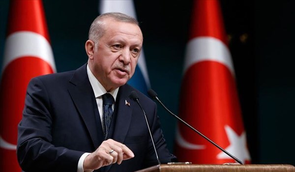 Turkey's President Says United Nations Failed Amid COVID-19 Pandemic