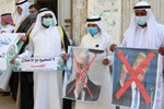 Palestinians in Gaza, Rally Against Bahrain-Israel Normalisation