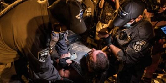 Thousands Protest Outside Netanyahu's Residence, Urge Israeli PM to Resign