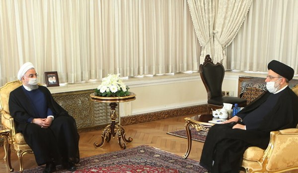 Rouhani Calls for Cooperation Among 3 Branches of Power to Accelerate Solving Problems