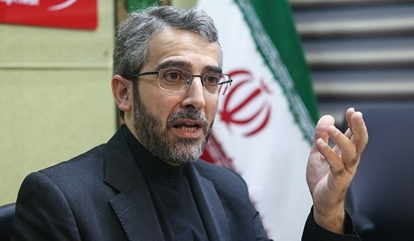 Deputy Judiciary Chief: Western States Violating Iranian People's Rights