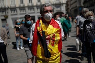 COVID-19: Spain Reports 27,000 Cases over Weekend