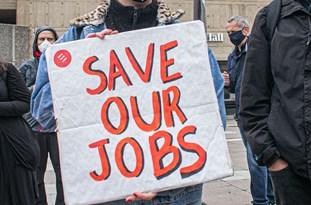UK Redundancies Rise at Fastest Rate Since 2009 Amid COVID Crisis