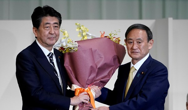 Yoshihide Suga Elected as Japan's New Prime Minister