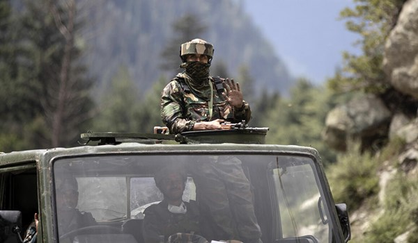 India Says Ready for All Eventualities with China