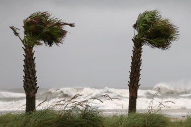 Hurricane Sally Crawls toward Gulf Coast: More than 500,000 Are Urged to Evacuate Daily Mail