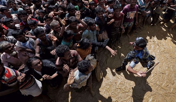 Myanmar Army Admits to 'Possible Wider Patterns' of Violence Against Rohingya