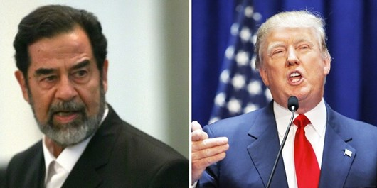 Iran's Top Security Official Warns Trump to Stop Greed for Saddam's Fate