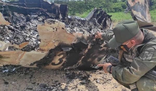 Venezuelan Military Shoots Down Drug-Laden US Plane