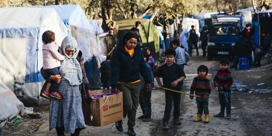 مهاجران یونان