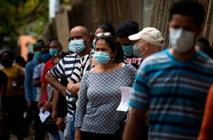 WHO Warns Latin America Reopening Too Soon Amid COVID-19 Risk