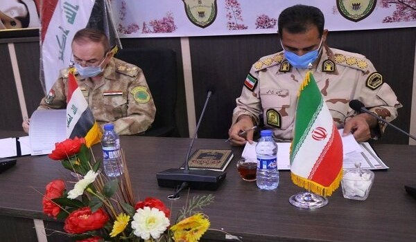 Iran, Iraq to Reinvigorate Border Security