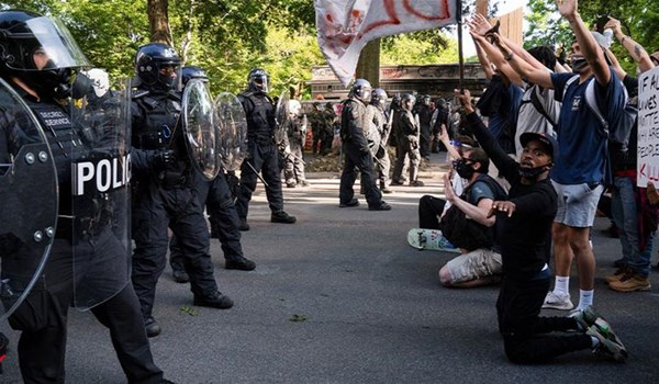 US Military Officials Considered Using 'Heat Ray' at DC Protest