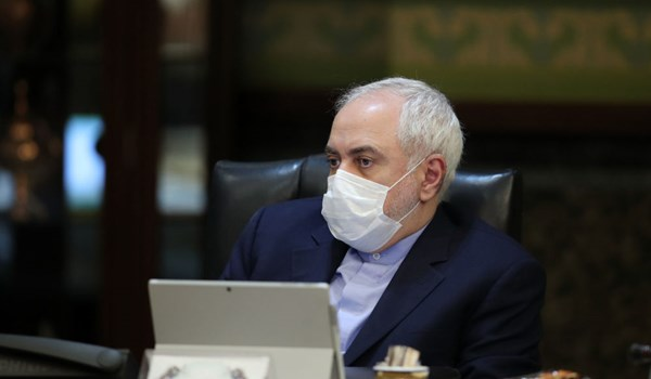Zarif: US Taxpayers' Dollars, Lives Spent for Votes