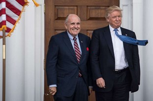 Giuliani Associates Charged with Conspiring to Defraud Investors via Fraud Insurance Company
