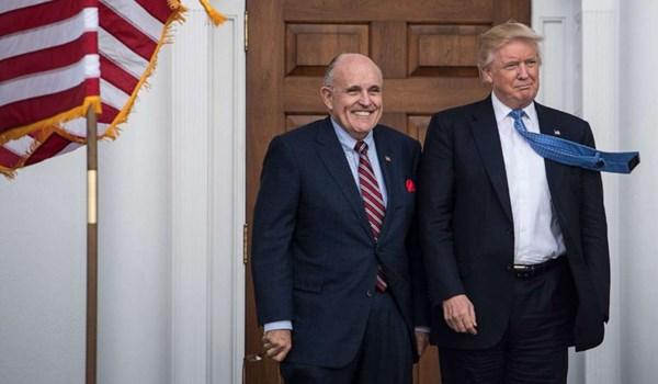 Giuliani Associates Charged with Conspiring to Defraud Investors via Fraud Insurance Company