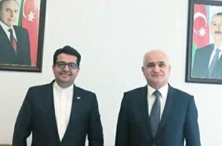 Iran, Azerbaijan Vow to Expand Economic Cooperation