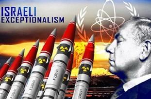 Iran's Envoy: Israeli Nukes Threatening Entire Region, World