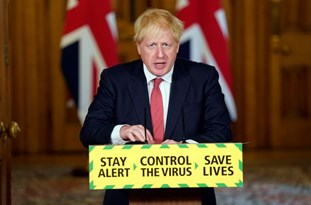Coronavirus: UK PM Sets Out New Restrictions to Last 'Perhaps Six Months'