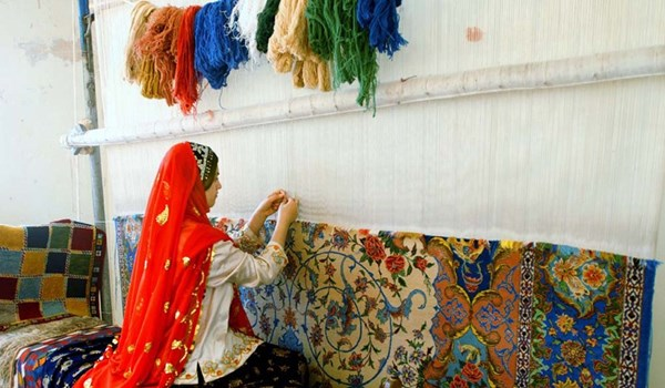 Iran's Handwoven Carpet Exports Unaffected by Coronavirus Epidemic