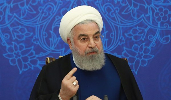 President Rouhani: World Should See Iran's Great Civilization, Cultural Heritage