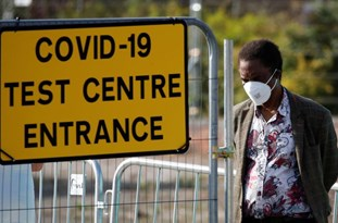 UK: Demand for Coronavirus Testing Outstripping Capacity 'Three to Four Times'