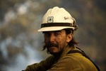 Firefighters Battle Exhaustion as Well as Flames in West Coast Wildfires