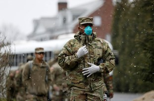 Pentagon Rewriting Pandemic Playbook After Study Faults COVID-19 Response