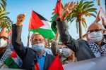 UAE, Bahrain, Israel Normalization: Rally Supporting Palestine Held in Morocco