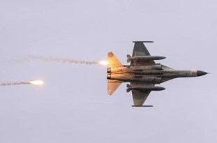 Taiwan Scrambles Warplanes as China Holds Aerial Drills Nearby